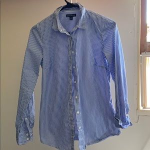 J Crew Mercantile Button Down